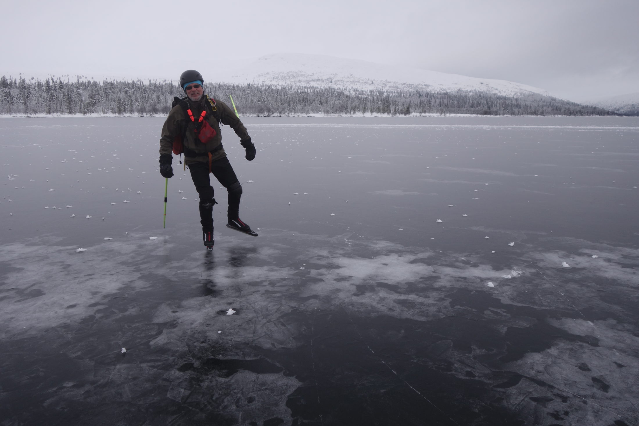 Happy skater