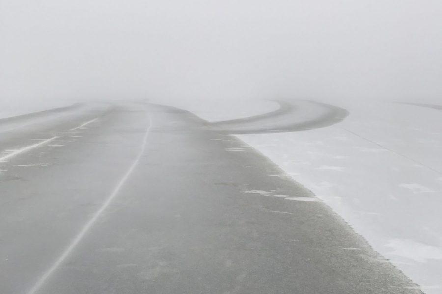 skating road