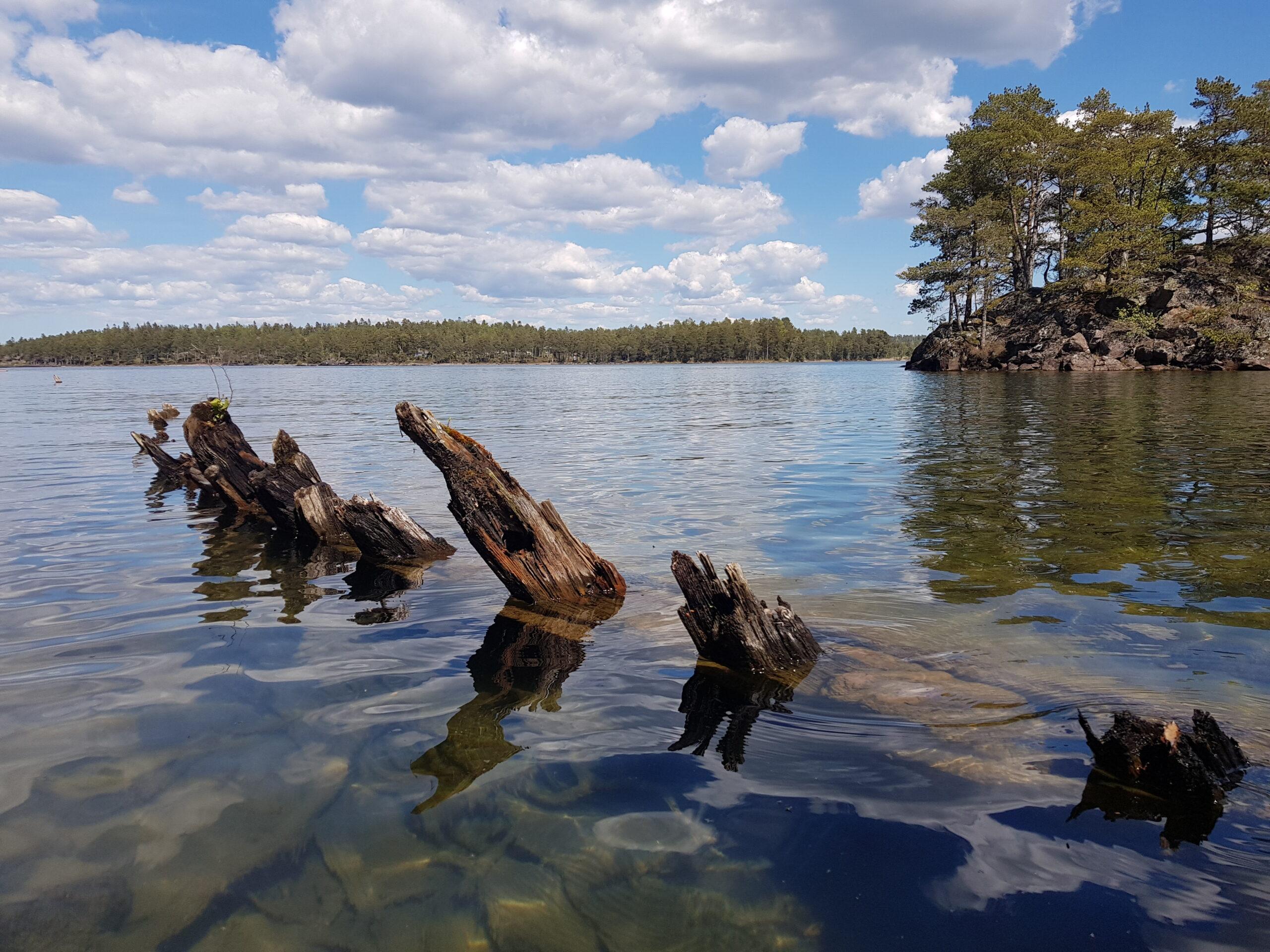 Lake Vättern, Sweden