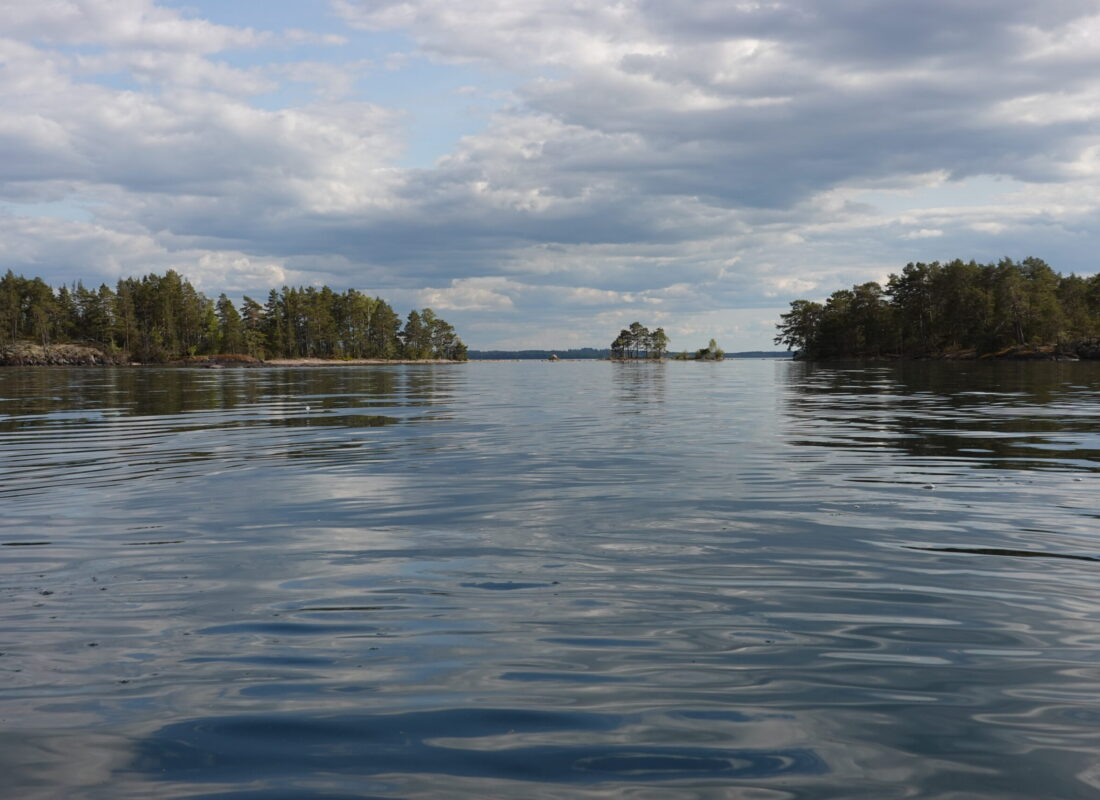 Lake Vättern archipelago, Sweden